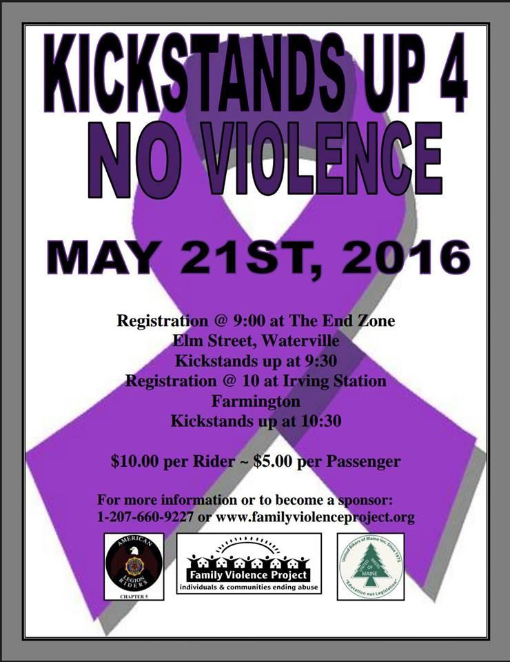 UBM Ride against Violence