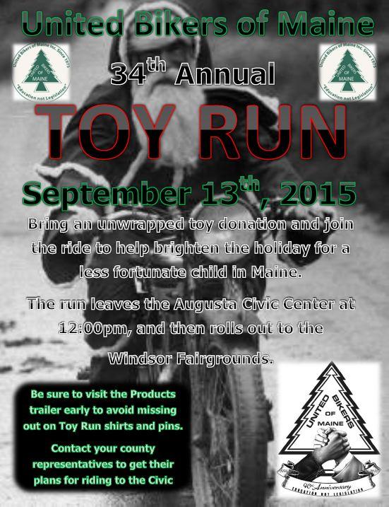 2015 UBM Toy Run