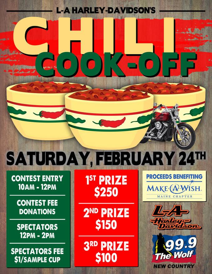 LA Harley Chili Cookoff 2018