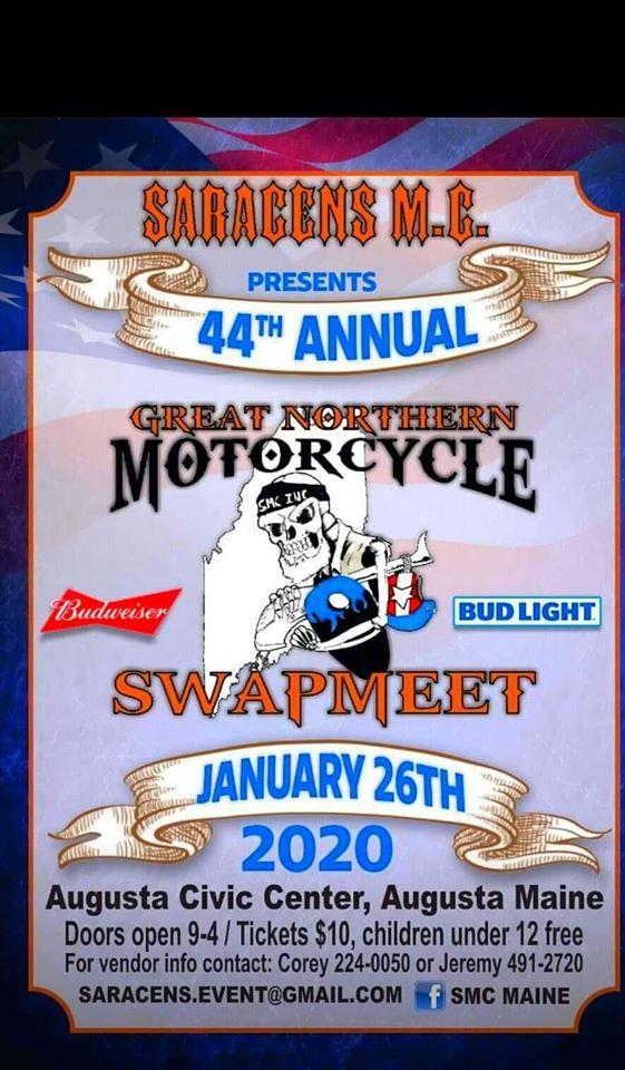 SMC Great Northern Swap Meet 2020