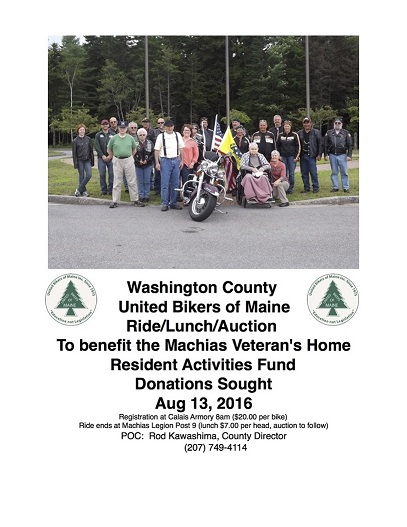 Veteran's Fundraiser 2016