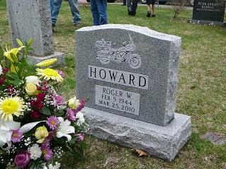 Roger Howard Memorial